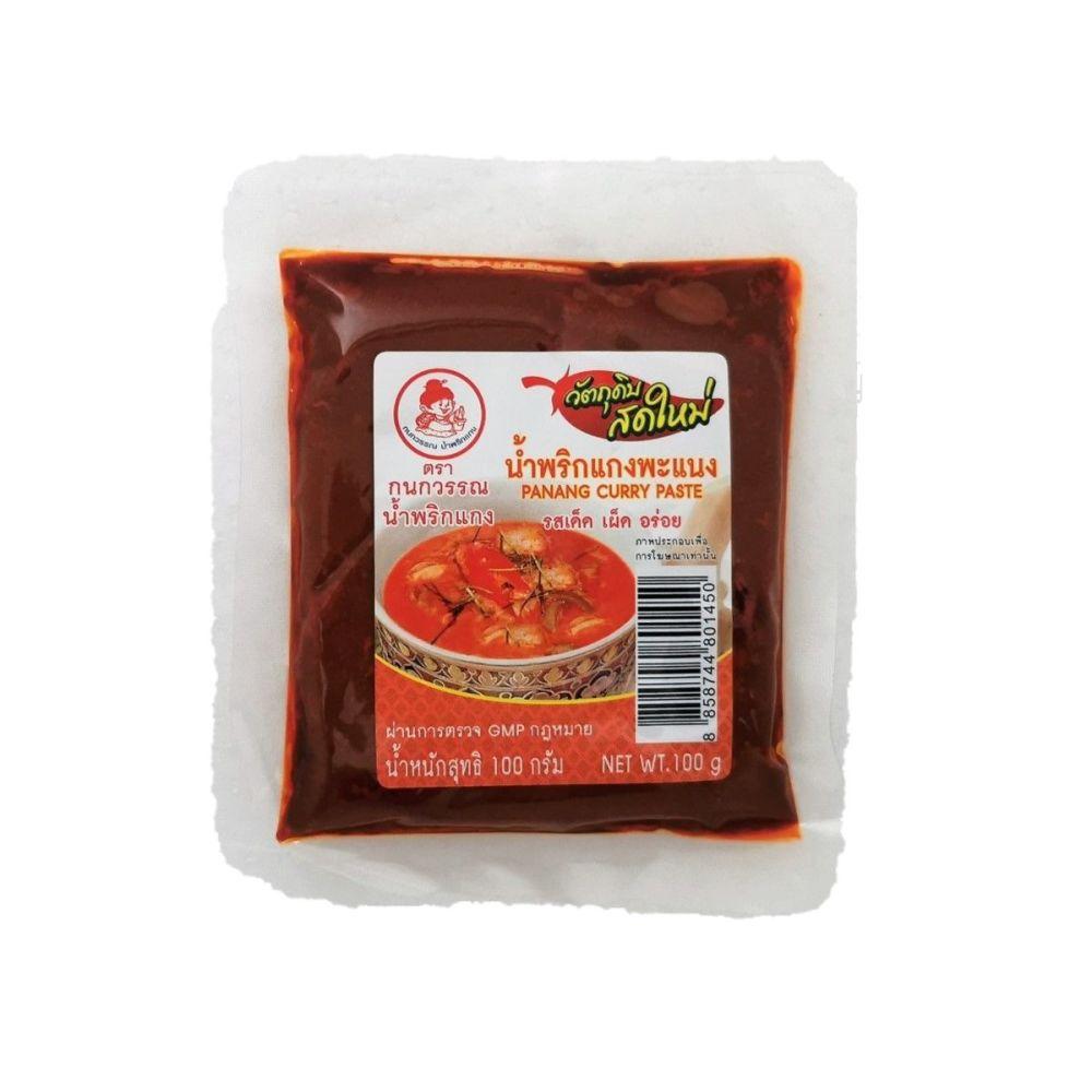 Kanokwan Panang Curry Paste 100g