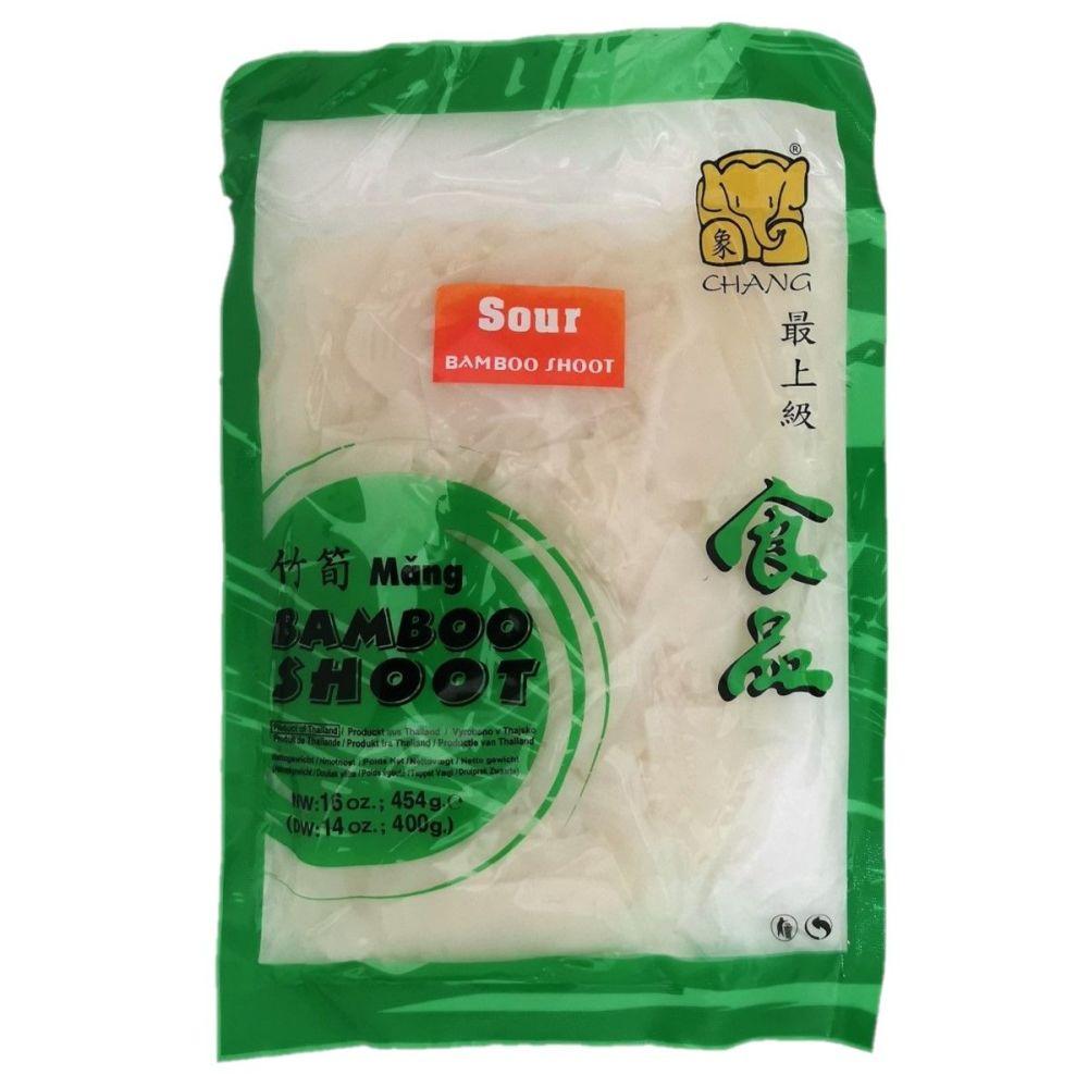 Bamboo Shoot Sour Slice 454g