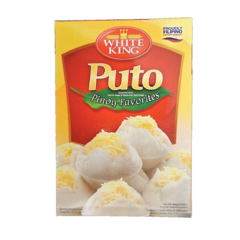 Puto Steamed White Cake Mix 400g