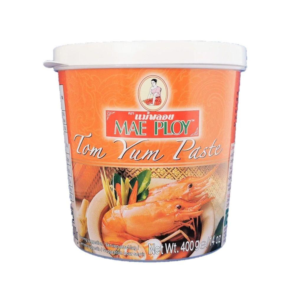 Mae Ploy Tom Yum Paste 400g