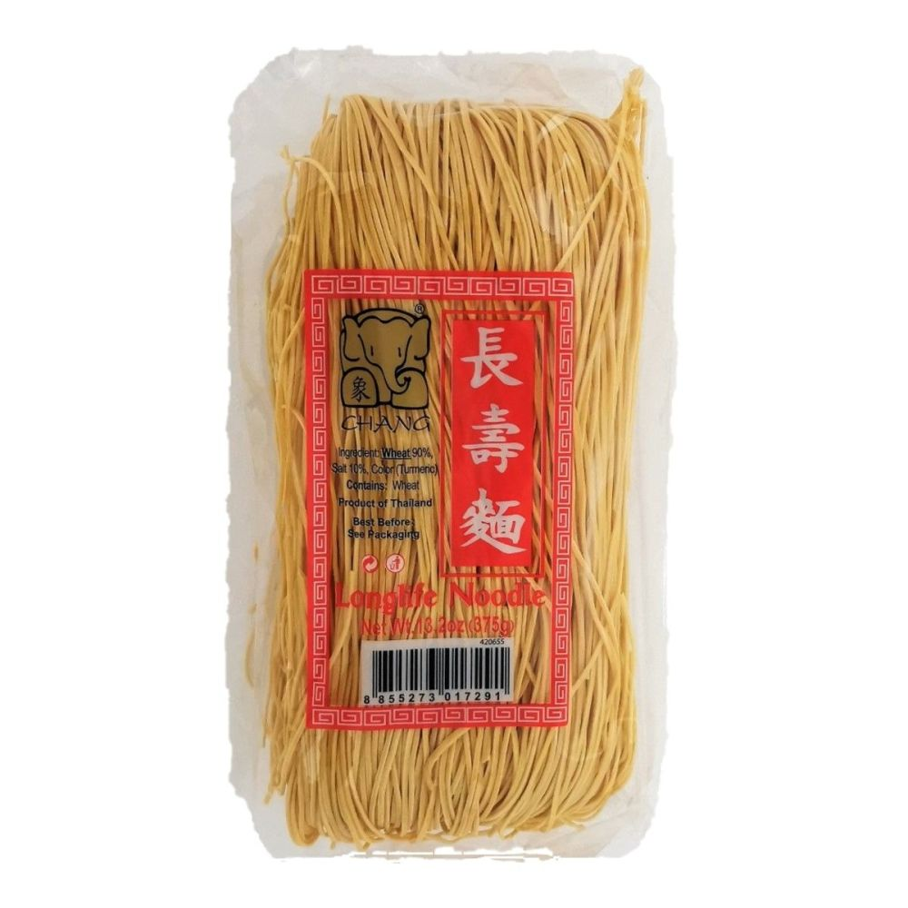 Chang Longlife Noodle 375g