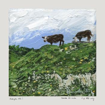 "10"" Sullington Hills I Giclée Print"