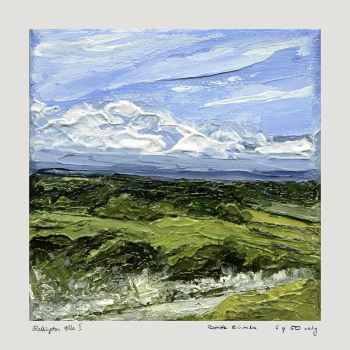 "12"" Sullington Hills II Giclée Print"