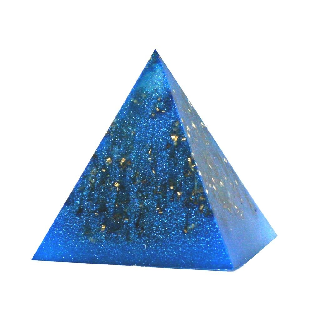 Orgonite Positive Thoughts Pyramid