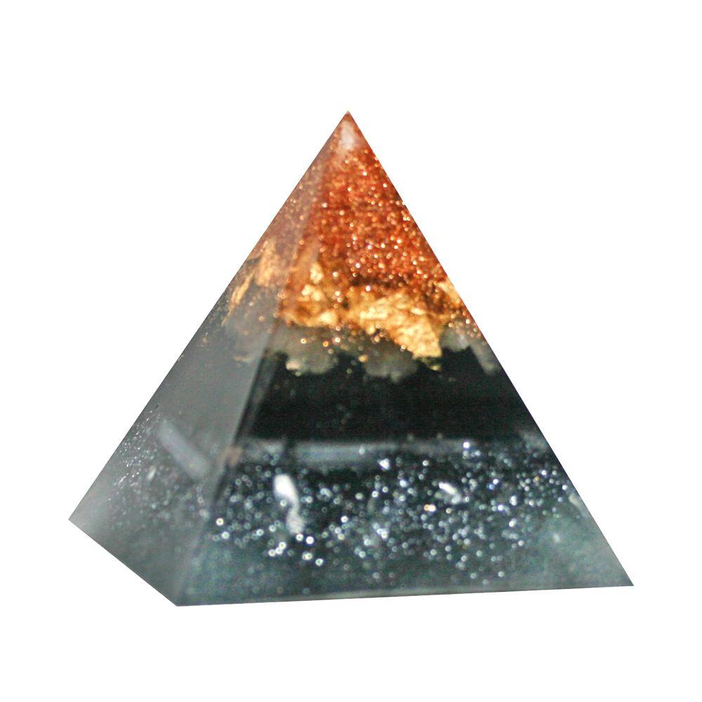 Orgonite Self Empowerment Pyramid
