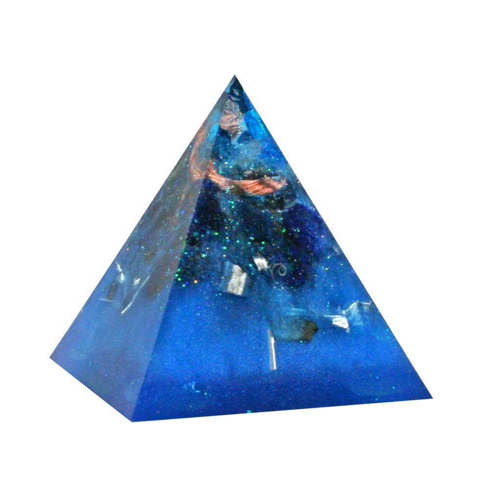 Orgonite Shungite Protection Pyramid
