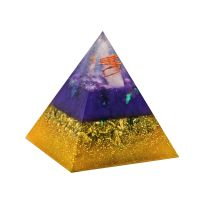 Orgonite Divine Connection with Shungite Pyramid
