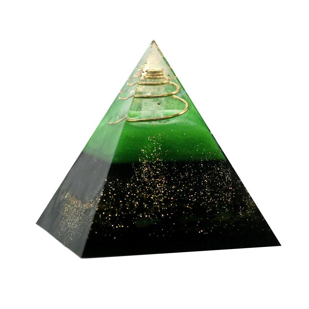 Orgonite Good Luck Pyramid