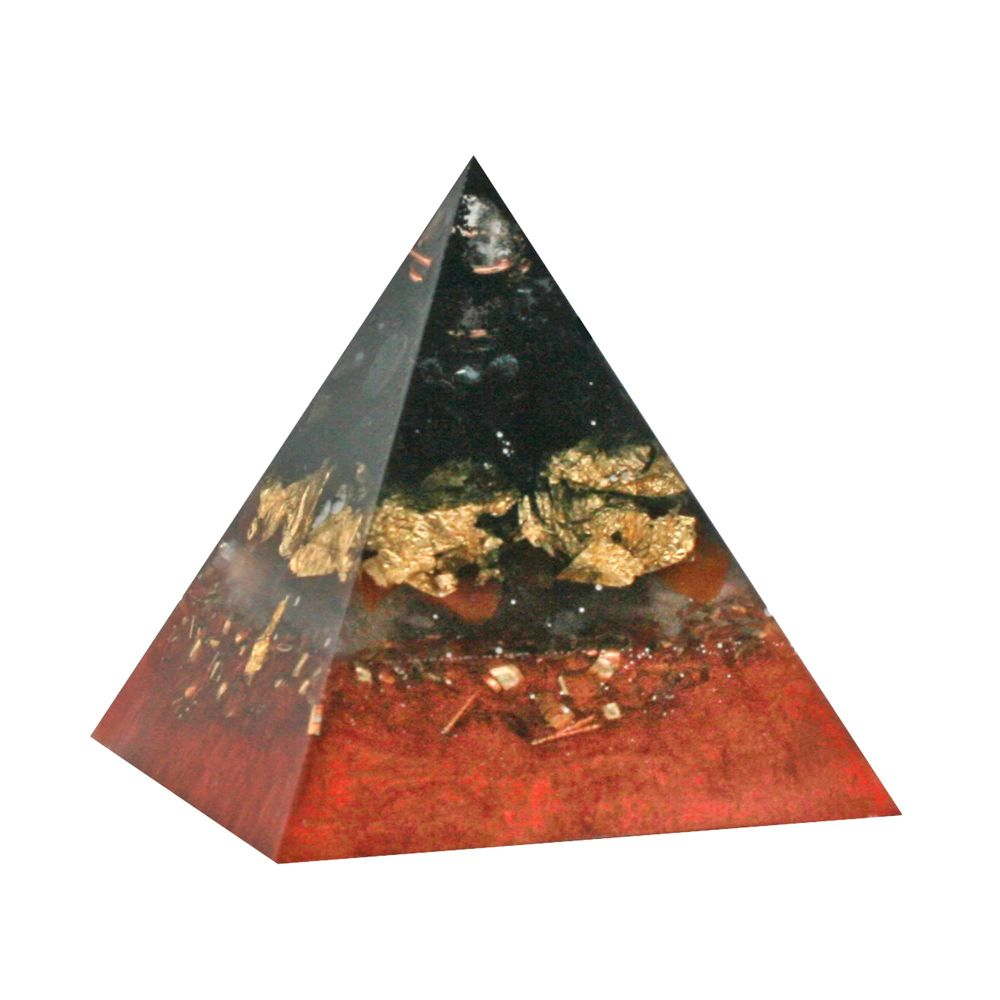 Orgonite Motivation & Success Pyramid