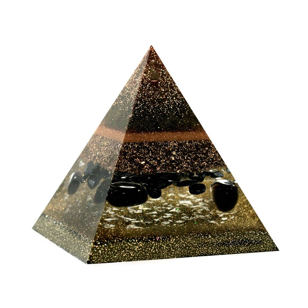 Orgonite Safe and Calm Pyramid