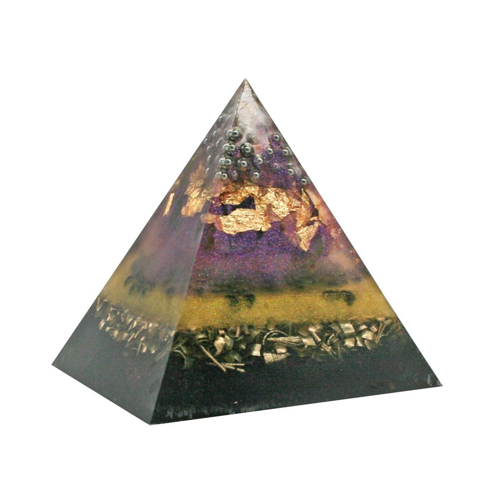 Orgonite Psychic Protection Pyramid
