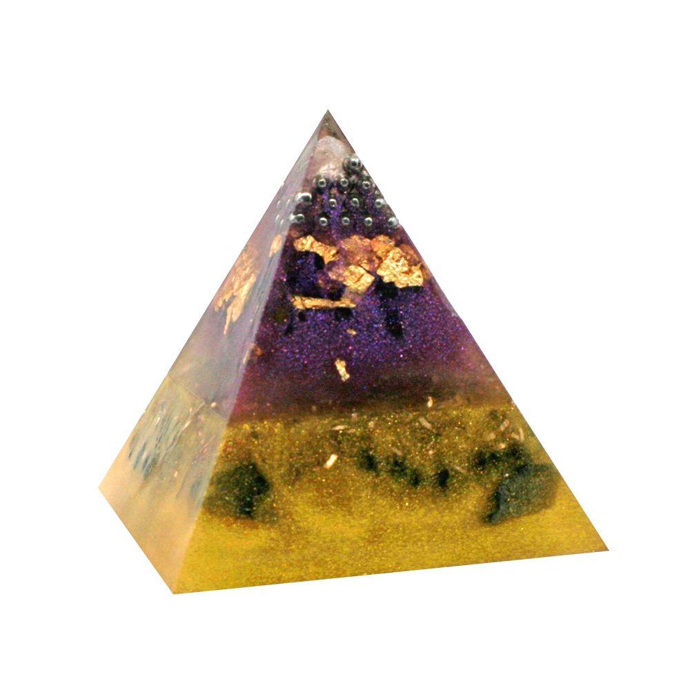Orgonite Heavenly Chi Pyramid