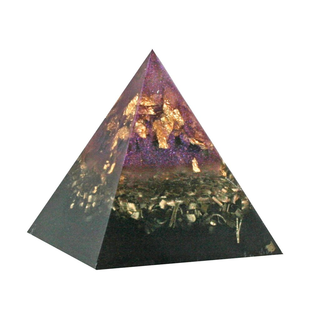 Orgonite Spiritual Realms Pyramid