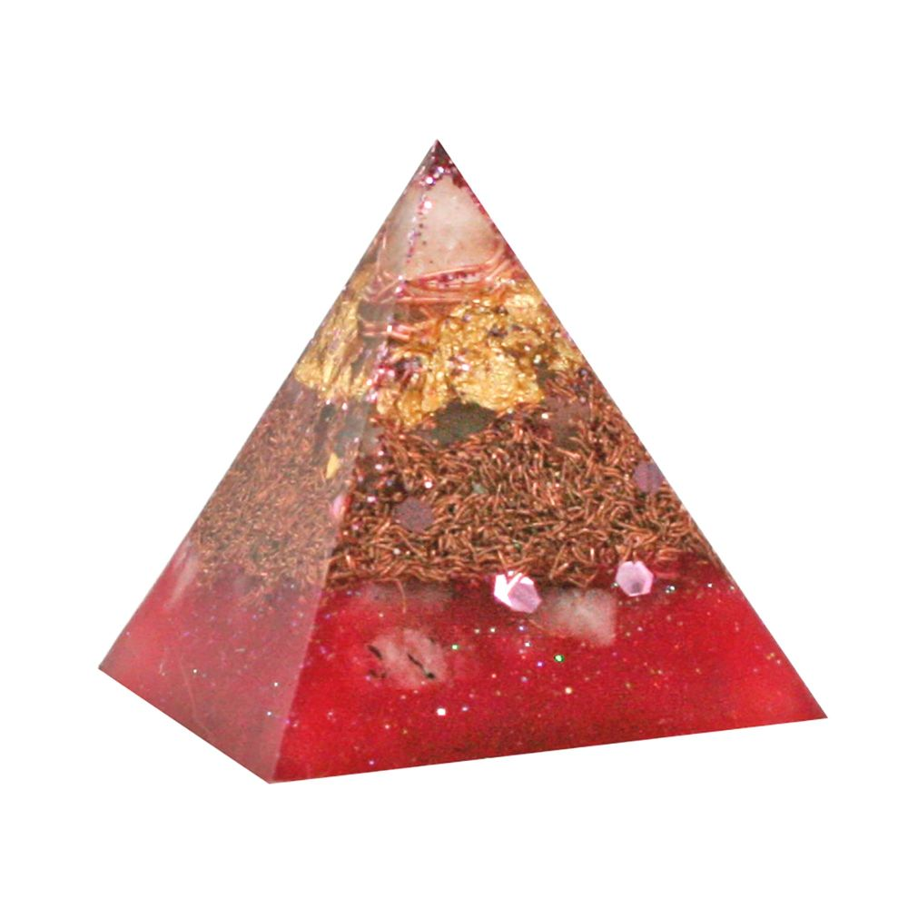 Orgonite Love Goddess Pyramid