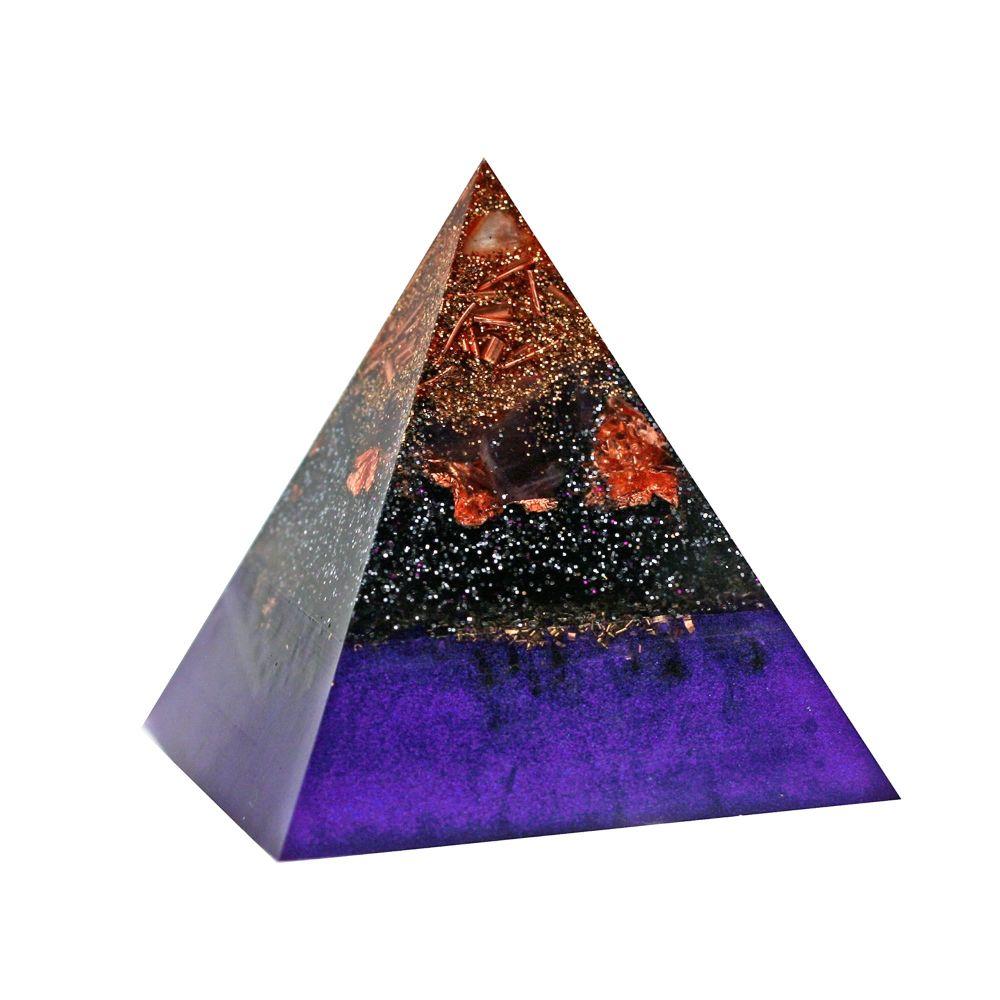 Orgonite Feminine Wisdom Pyramid