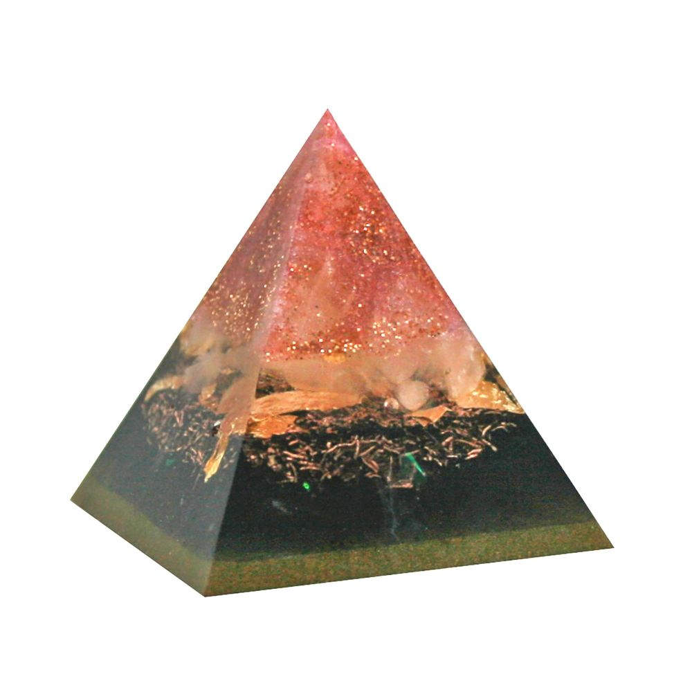 Orgonite Positive Affirmation Pyramid