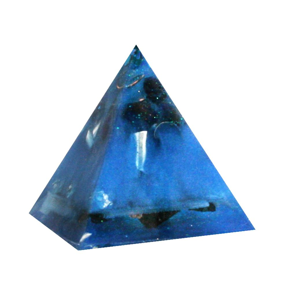 Orgonite Calming Protection Pyramid