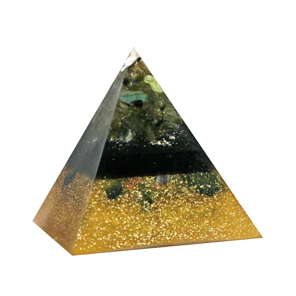 Orgonite Spiritual Connection Pyramid