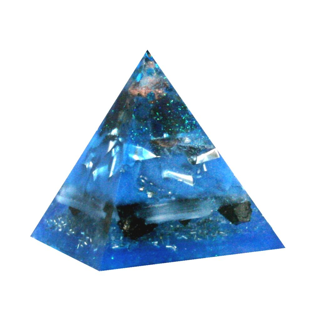 Orgonite Calming Protection Pyramid