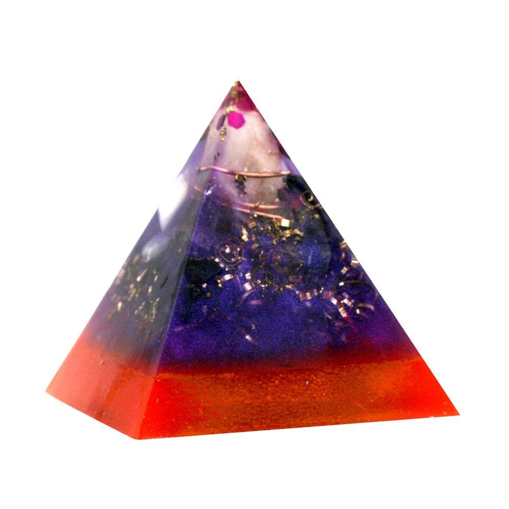 Orgonite Empowering Goddess Pyramid