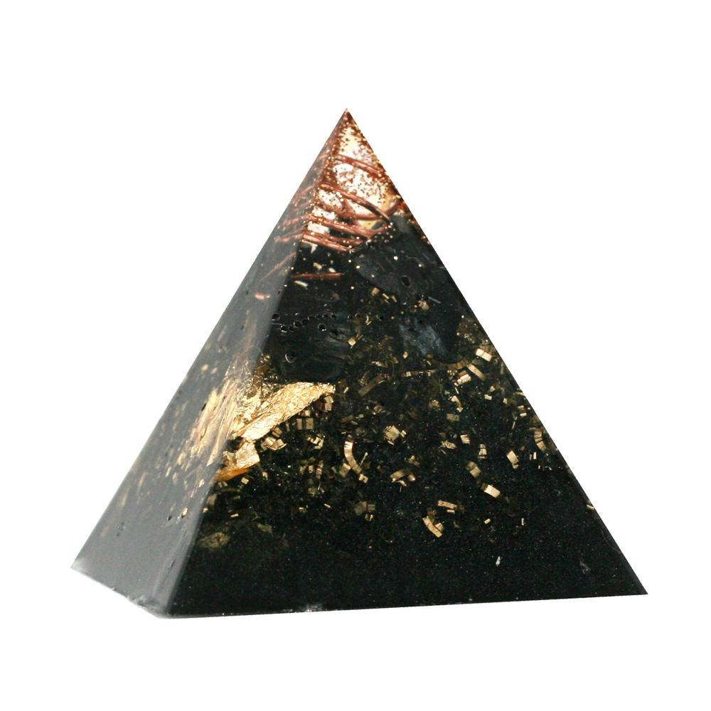 Orgonite Elite Shungite Pyramid