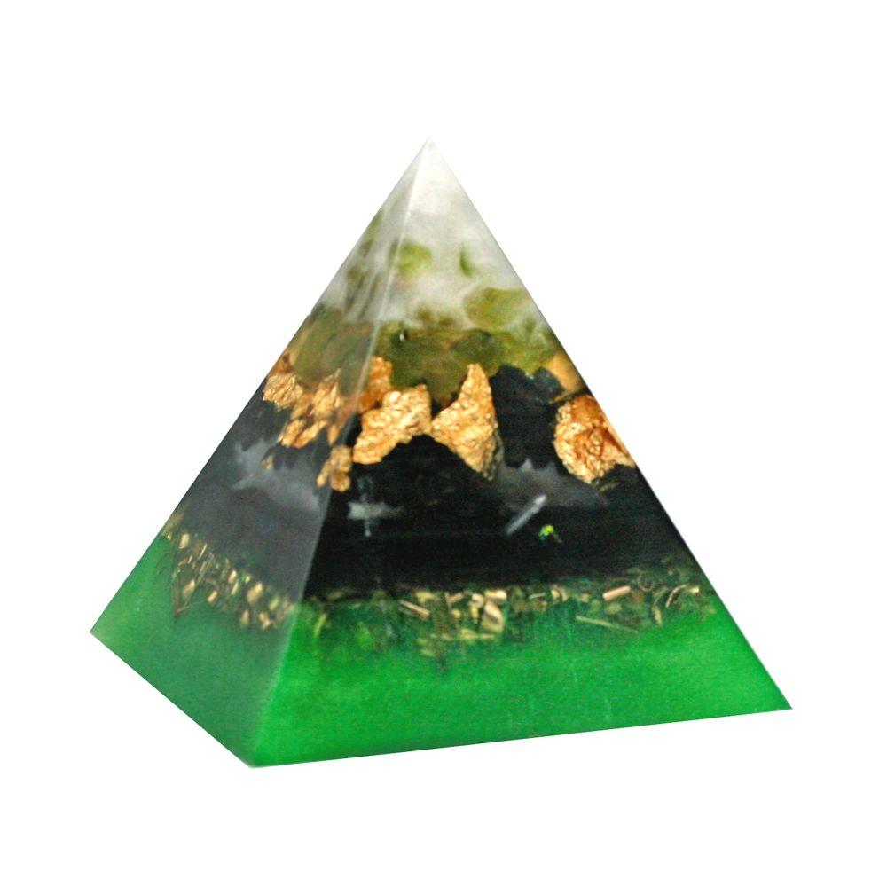 Orgonite Divine Love Pyramid