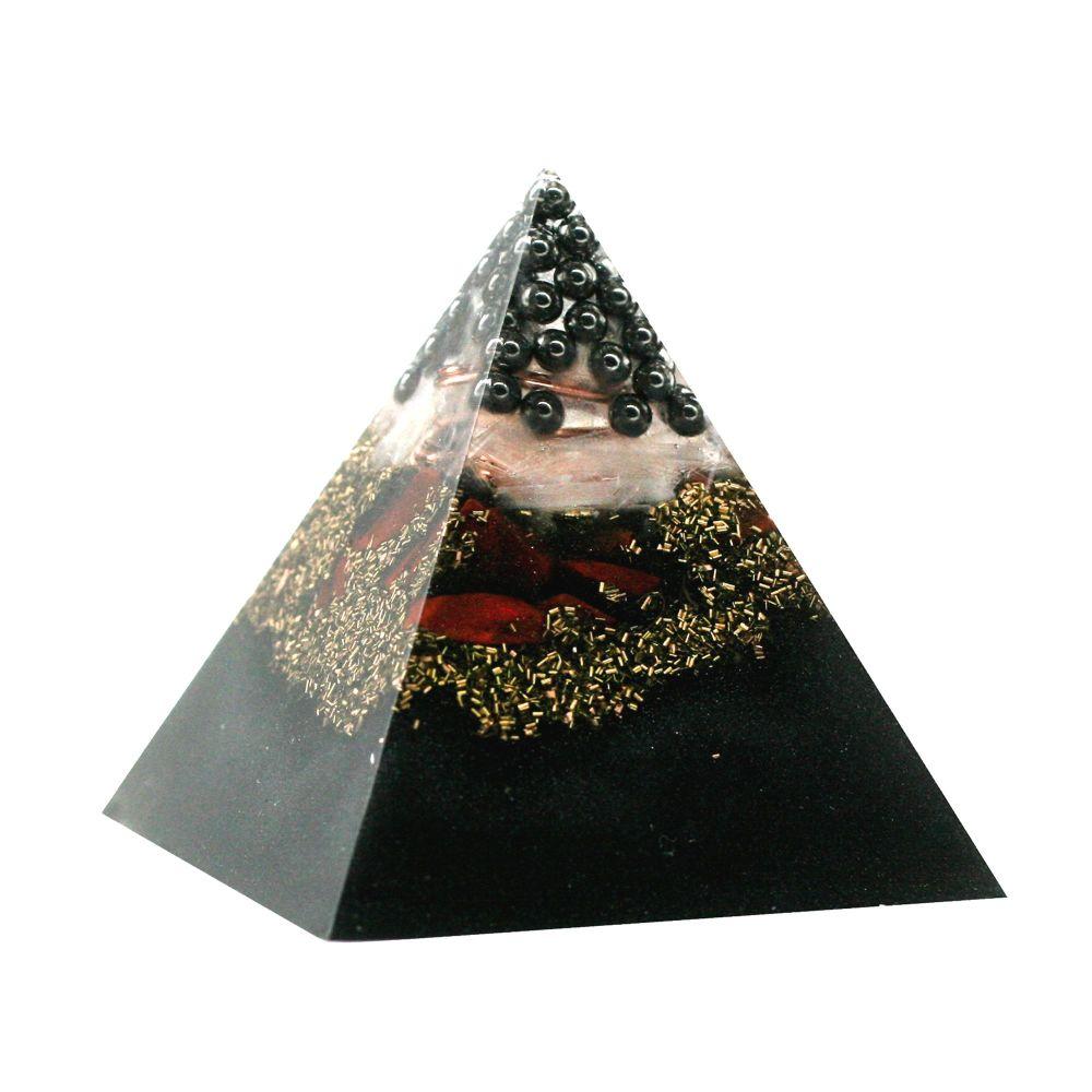 Orgonite Confidence Pyramid