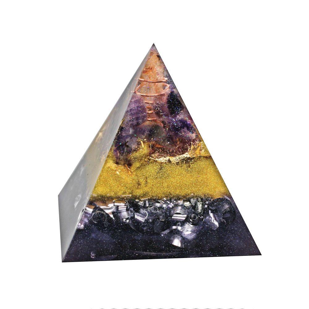Orgonite Higher Self Pyramid