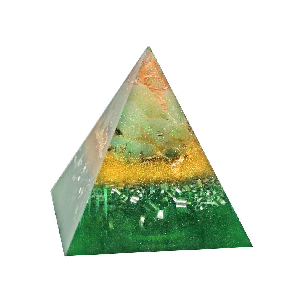 Orgonite Abundance Pyramid