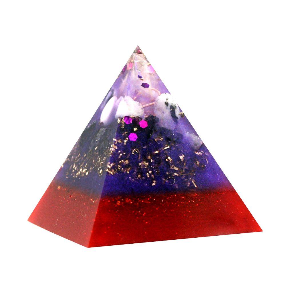 Orgonite Goddess Protection Pyramid