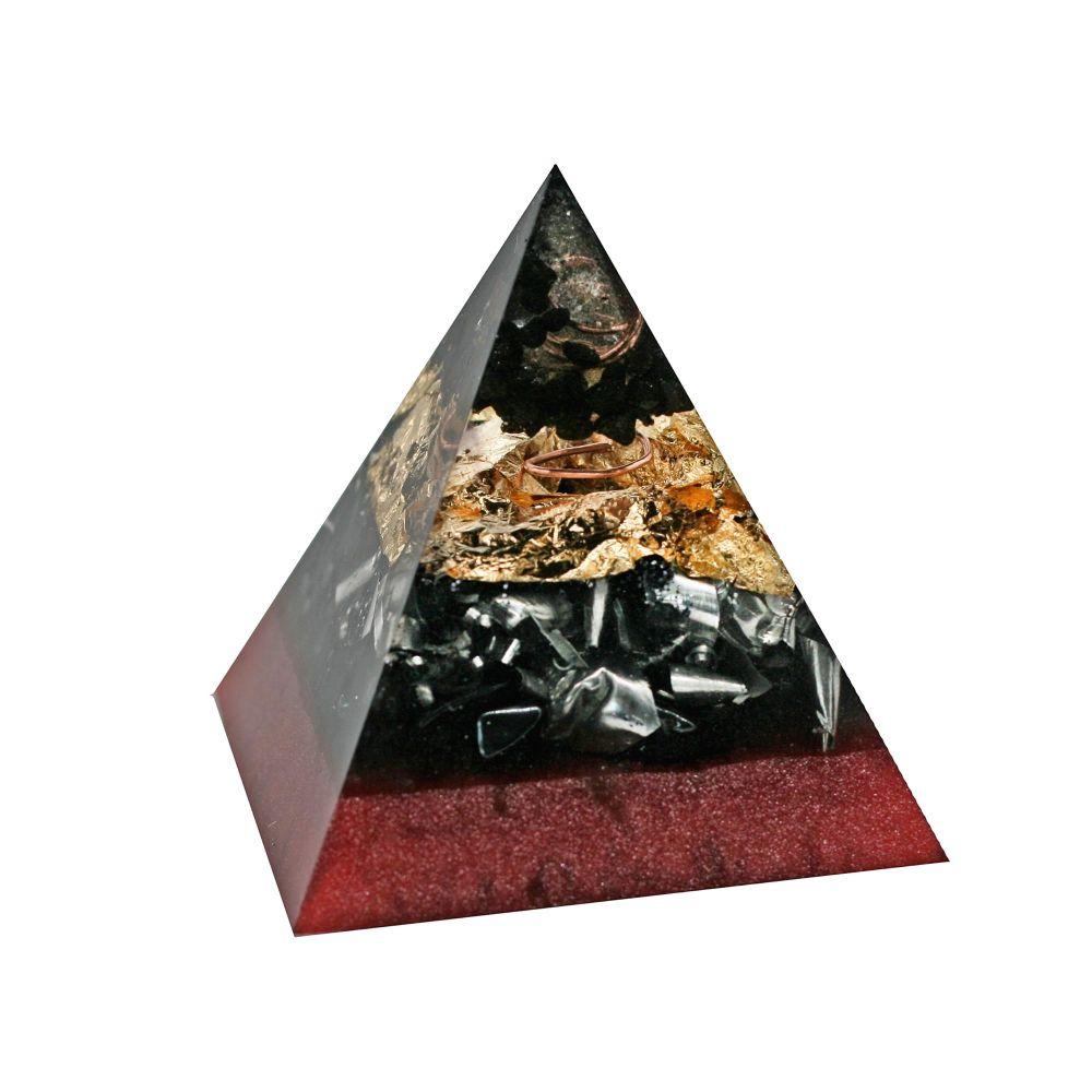 Orgonite Emotional Healing Pyramid