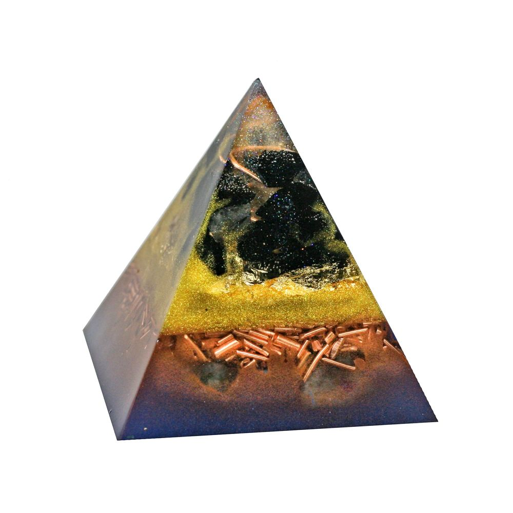 Orgonite Comforting Pyramid