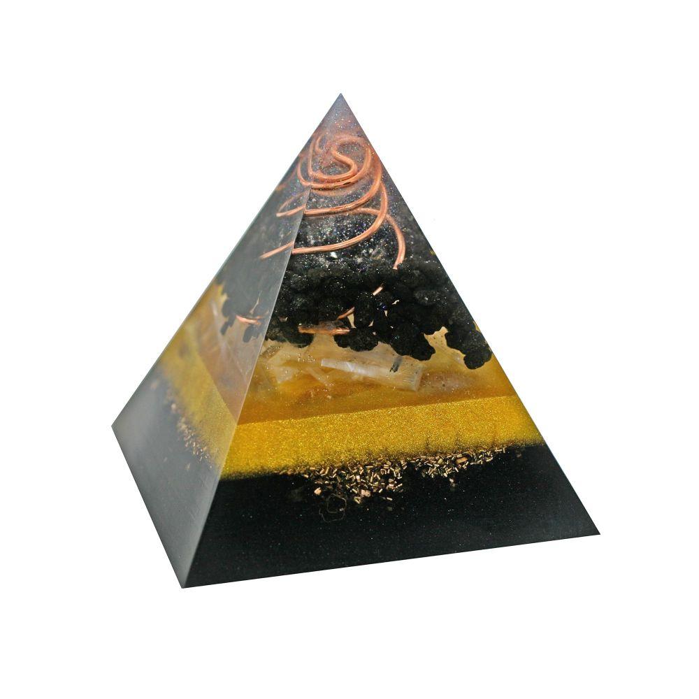 Orgonite Healing Pyramid