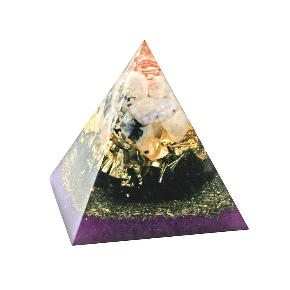 Orgonite Inner Goddess Pyramid