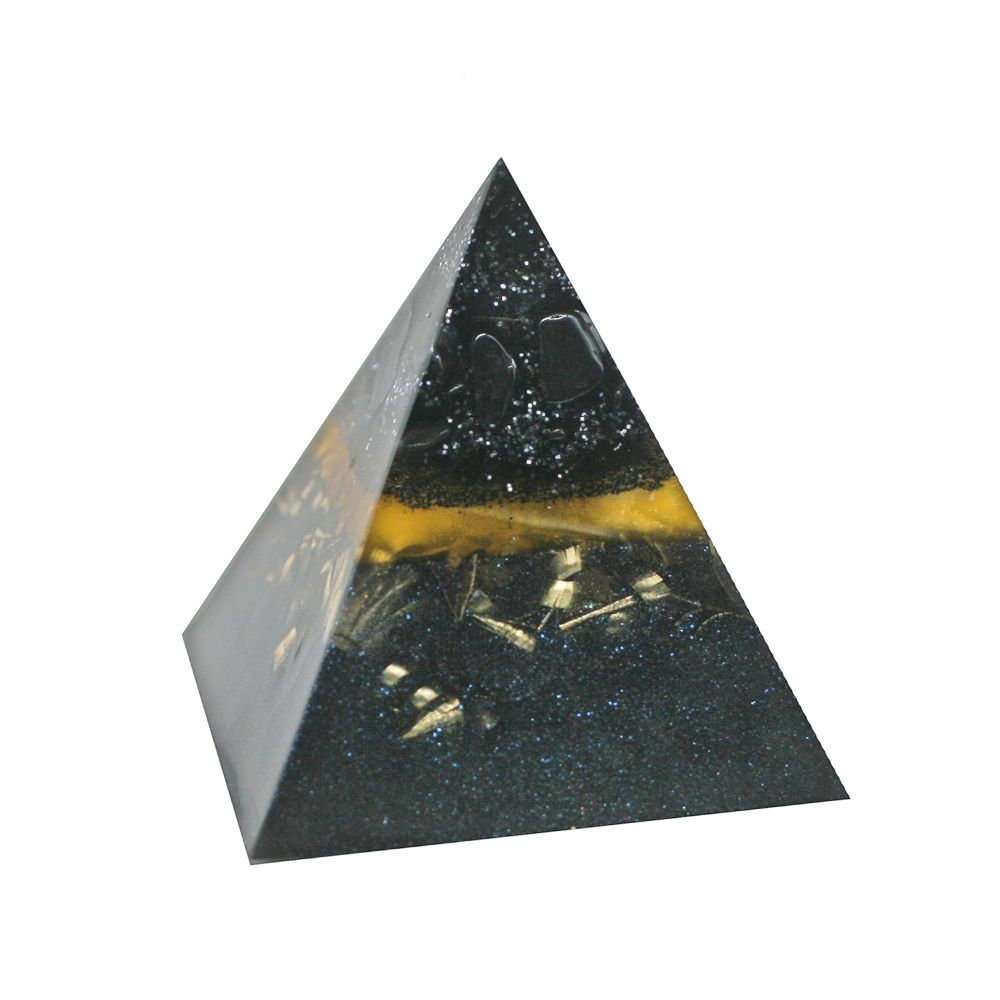 Orgonite Self Esteem  Pyramid