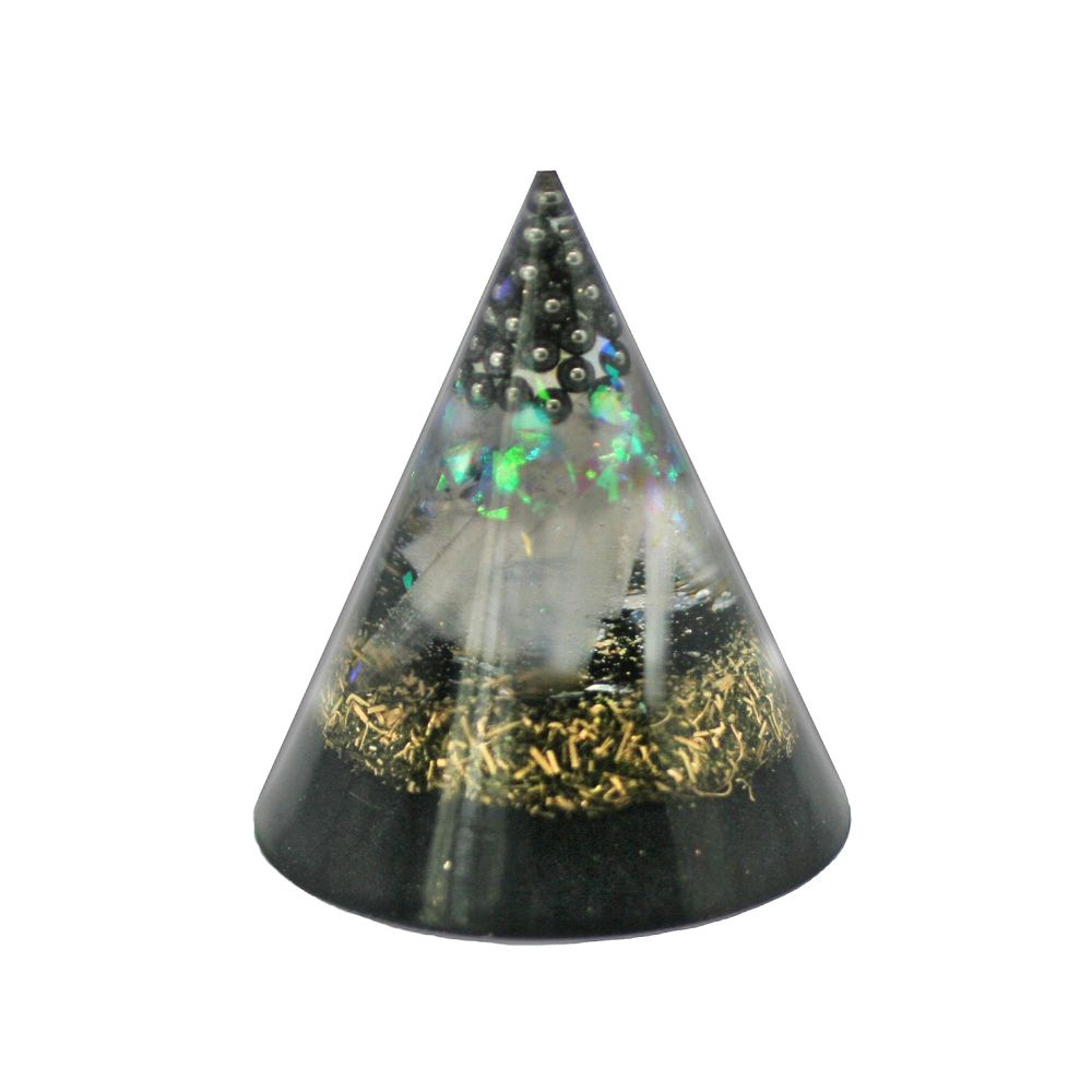 Orgonite Highest Potential Cone