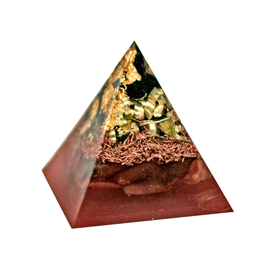 Orgonite Motivation Pyramid