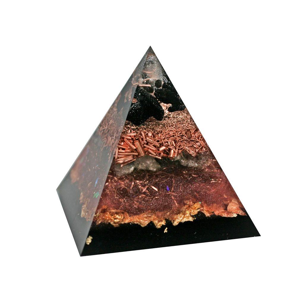 Orgonite I AM Protected Pyramid