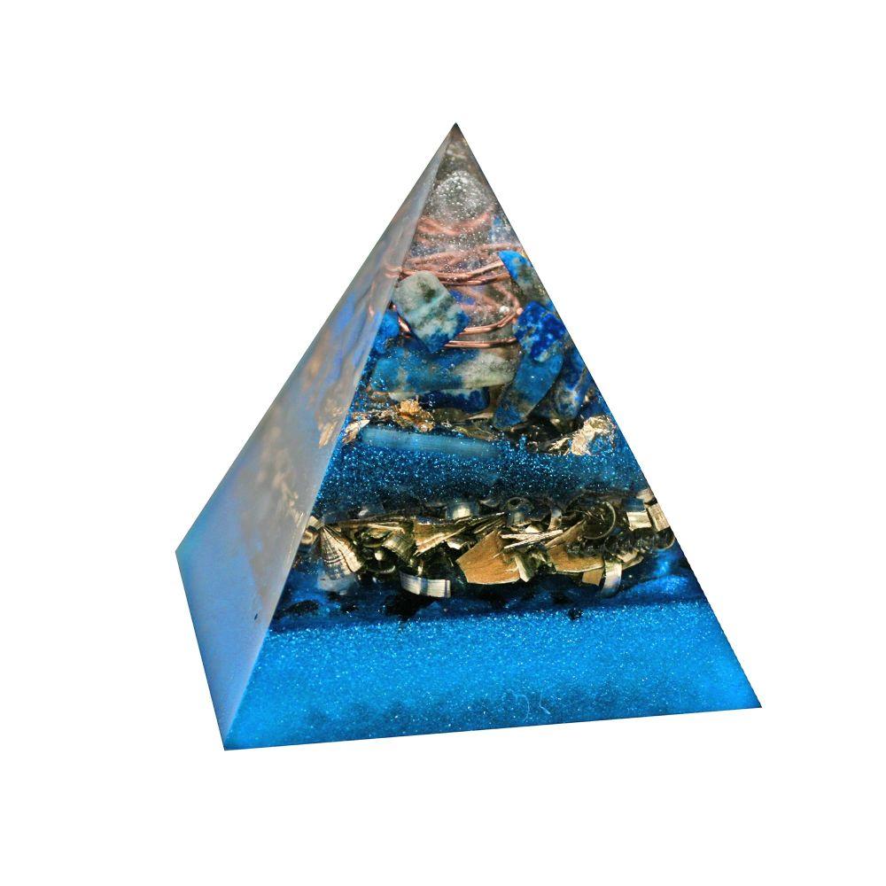 Orgonite Peace Pyramid