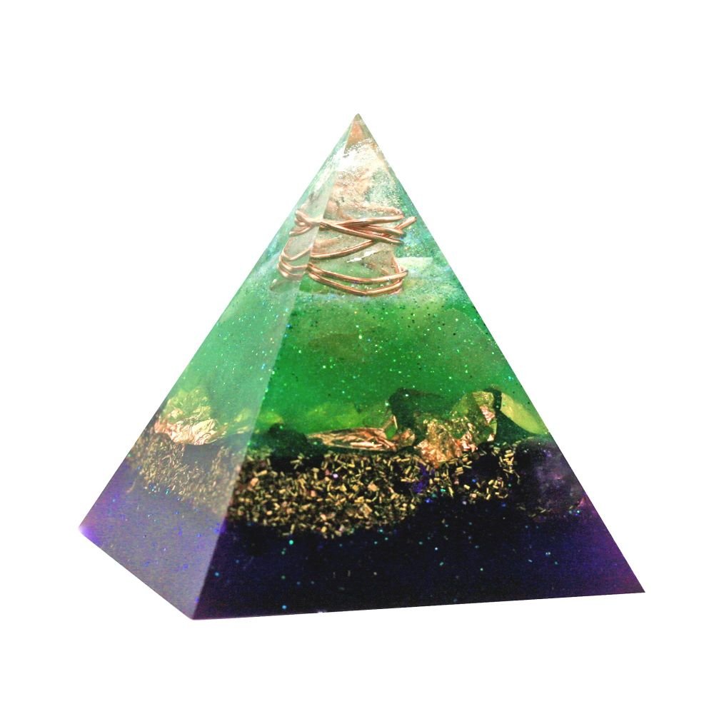 Orgonite Well-Being Pyramid