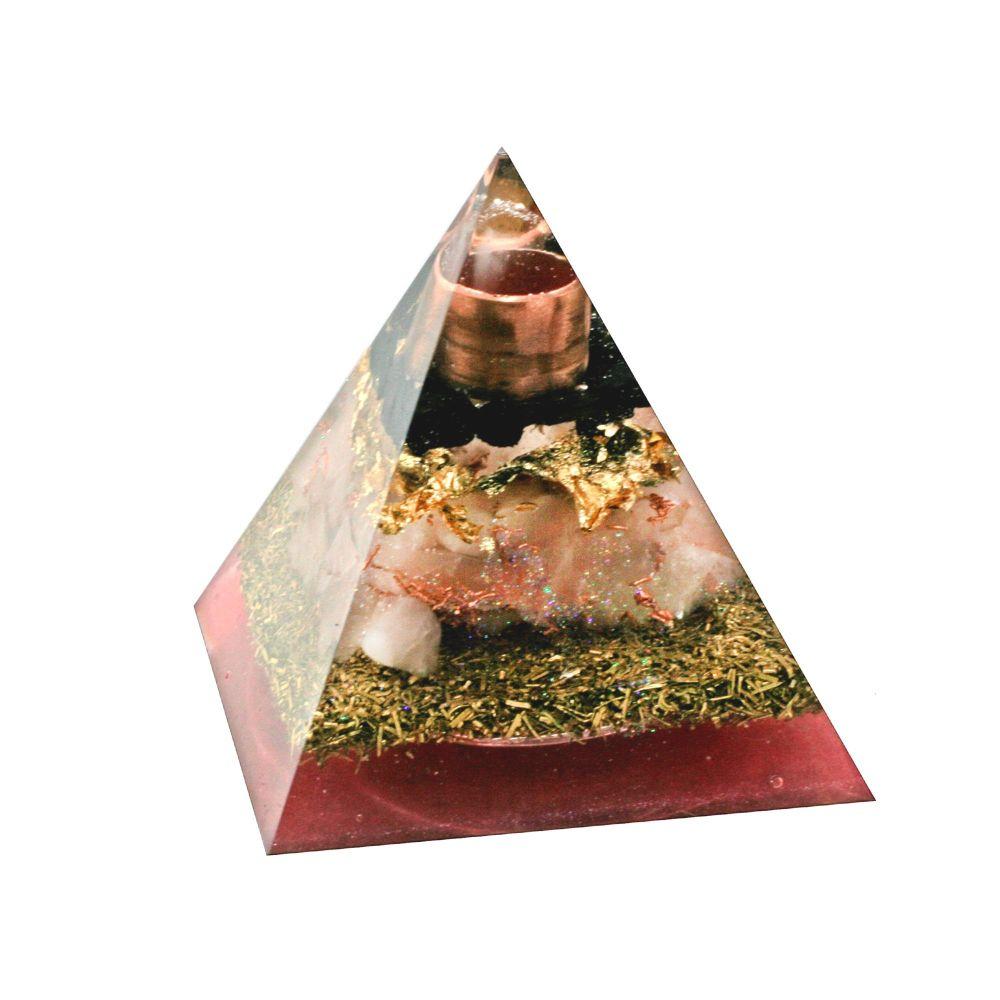 Orgonite Divine Heart Pyramid
