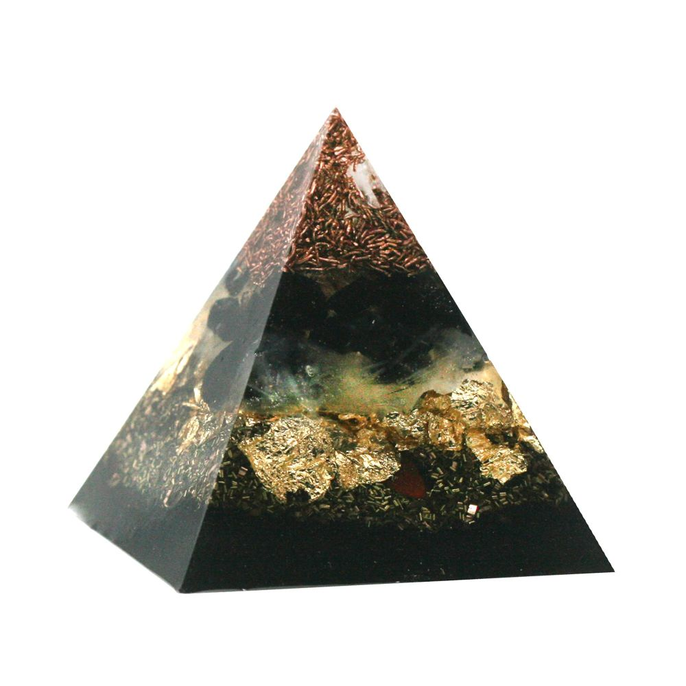 Orgonite Self Empowerment Pyramid
