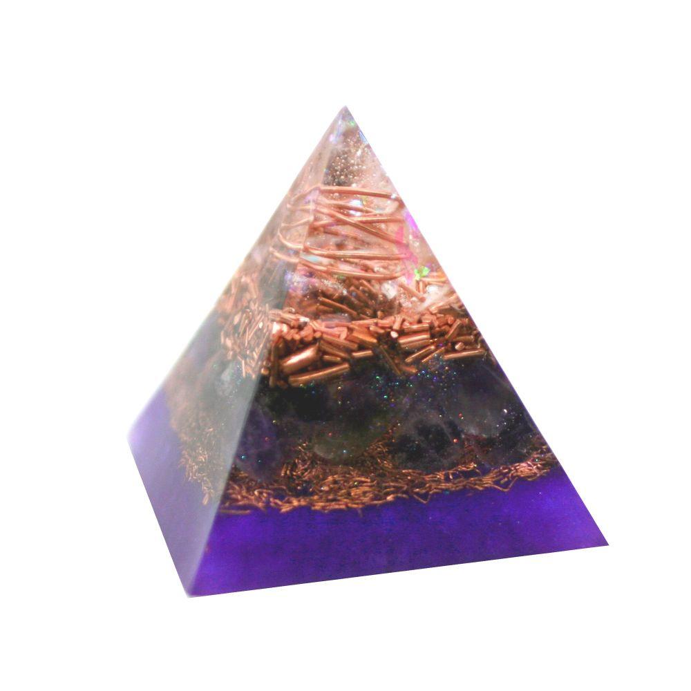 Orgonite Soul Vibration Pyramid