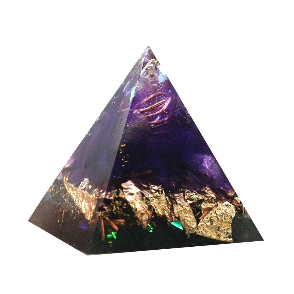 Orgonite Spiritual Awakening Pyramid