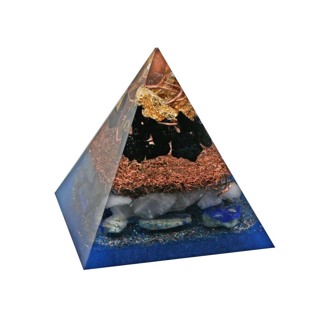 Orgonite Speak With Love Pyramid