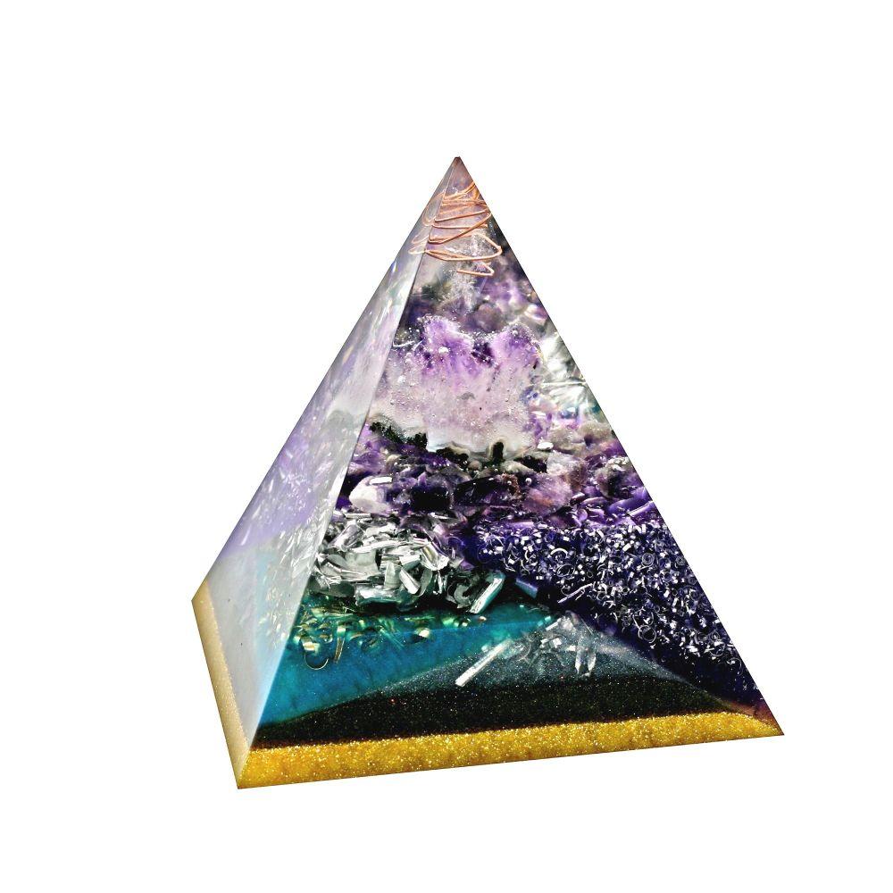 Orgonite Soul Protection Pyramid