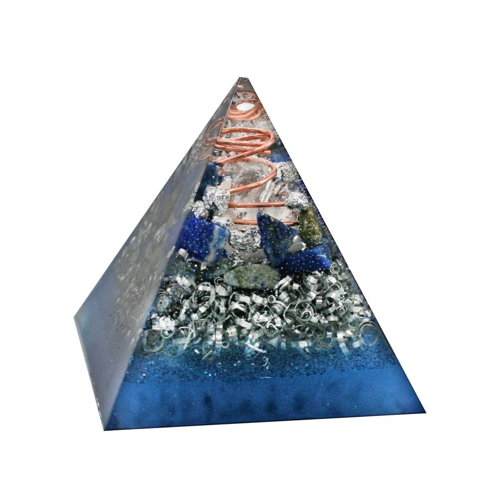 Orgonite Positively Calm Pyramid