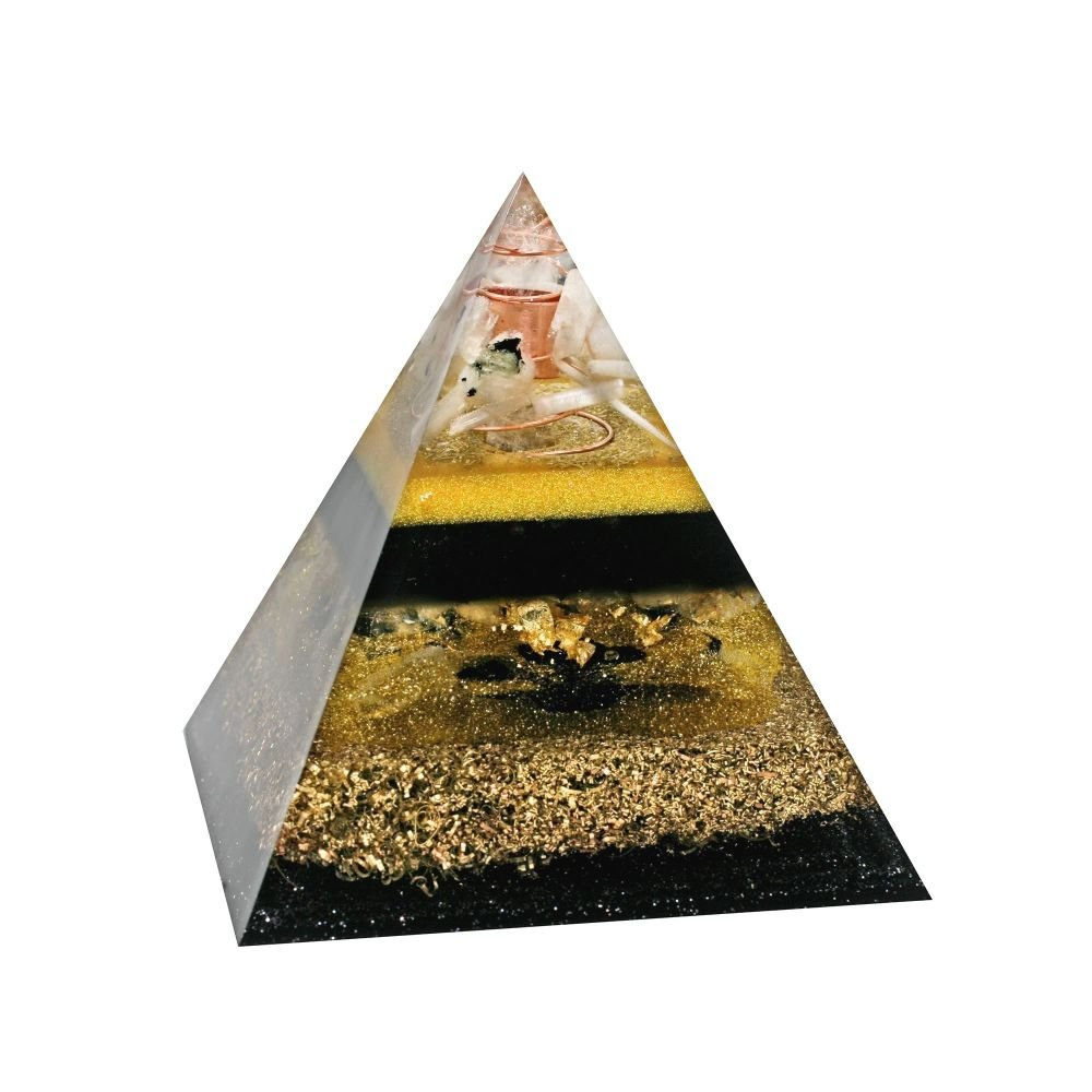 Orgonite Peace Within Pyramid