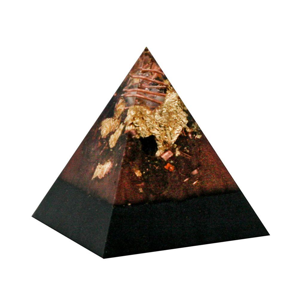 Orgonite Copper Pyramid
