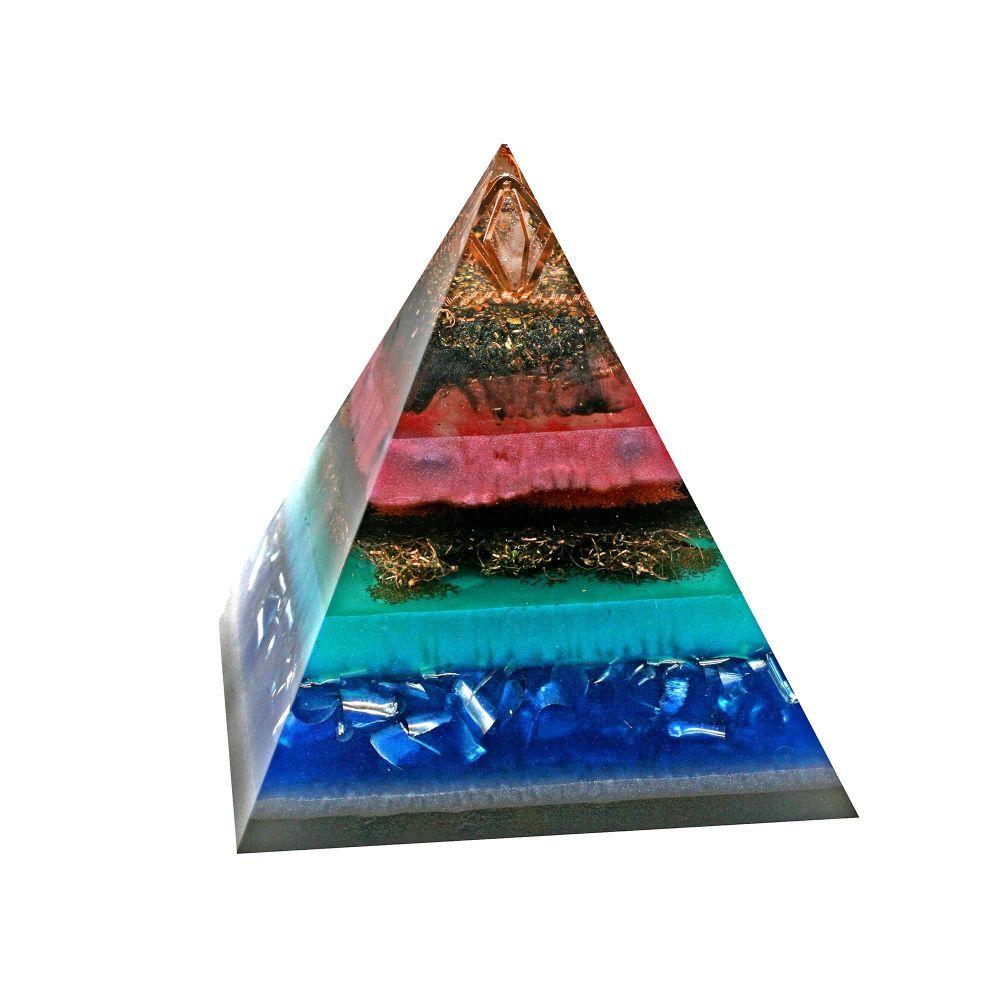 Orgonite Energy Boosting Pyramid